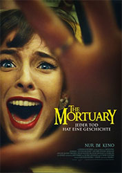 """The Mortuary - Jeder Tod hat eine Geschichte"" Filmplakat (© Capelight Pictures)"