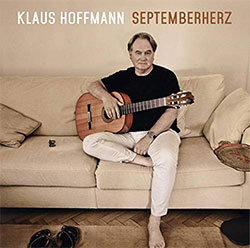 """Klaus Hoffmann """"Septemberherz"""""""