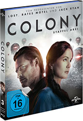 """Colony - Staffel 3"" (© Pandastorm Pictures)"