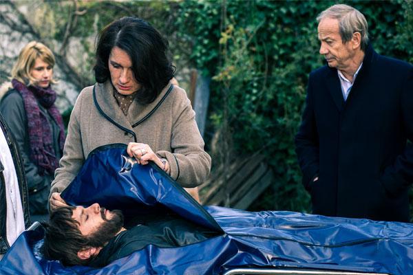 """""""Mary Higgins Clark: Mysteriöse Verbrechen"""" Szenenbild aus """"Warte, bis du schläfst"""" (© Pierre Planchenault - EuropaCorp Television)"""