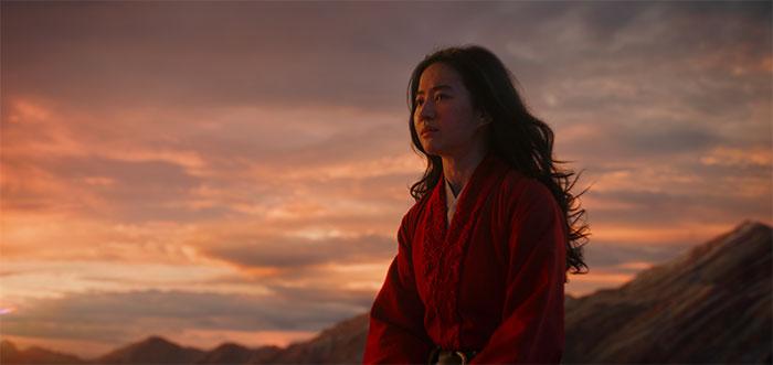 """""""Mulan"""" Szenenbild (© 2020 Disney)"""