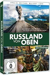 """""""Russland von oben"""" (© EuroVideo Medien)"""