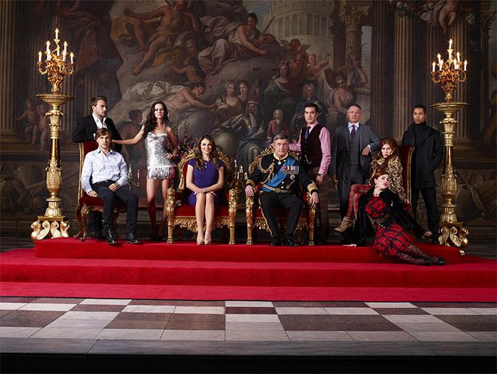 """""""The Royals"""" Szenenbild (© StudioCanal)"""