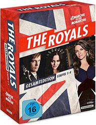 """""""The Royals - Gesamtedition"""" (© StudioCanal)"""