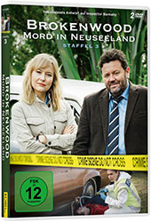 """Brokenwood - Mord in Neuseeland"" Staffel 3 (© Edel Motion)"
