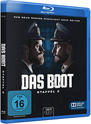 """Das Boot"" Staffel 2 (© WDR mediagroup / Release Company)"