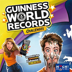 """""""Guinness World Records Challenges"""" Spiel"""
