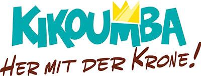"""Kikoumba – Her mit der Krone!"" Logo (© TF1 PRODUCTION)"