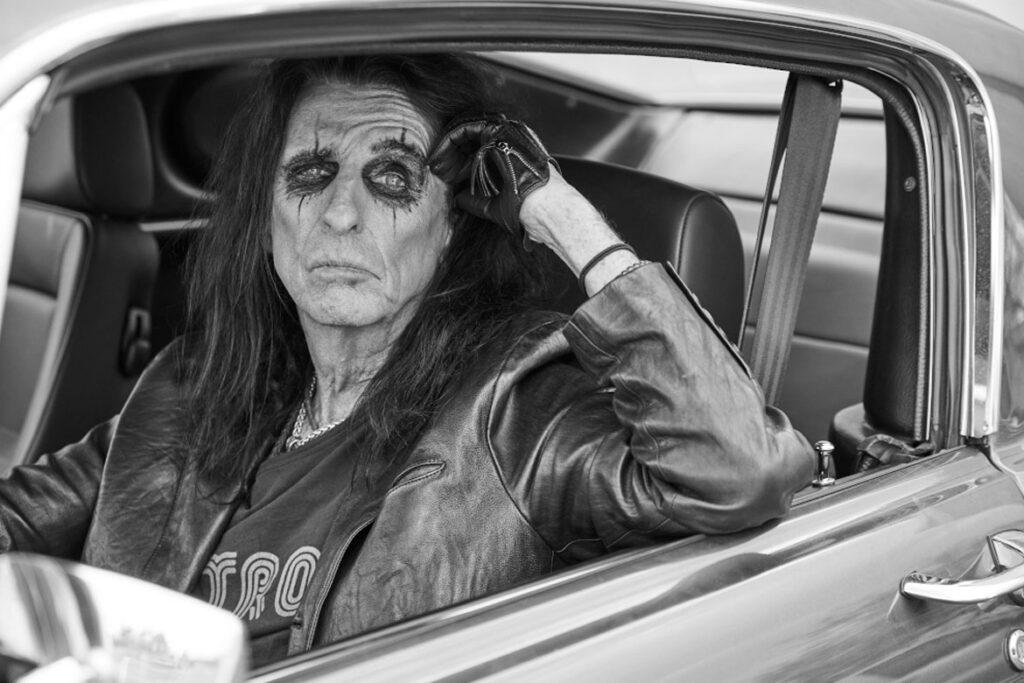 Alice Cooper (© earMUSIC / Jenny Risher)