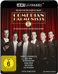"""Comedian Harmonists"" (© EuroVideo Medien)"