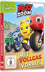 """""""Ricky Zoom - Mit Vollgas voraus"""" (© Entertainment One Films Germany Inc. Alle Rechte vorbehalten.)"""