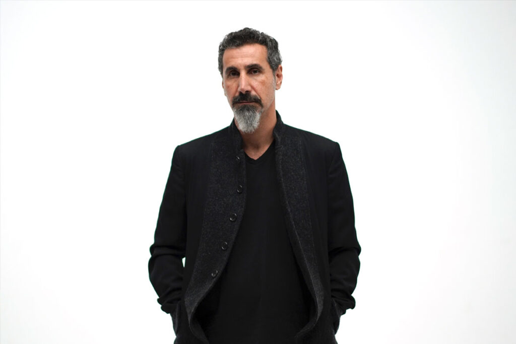 Serj Tankian (© George Tonikia)