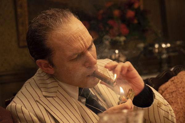 """Capone"" Szenenbild (© LEONINE)"