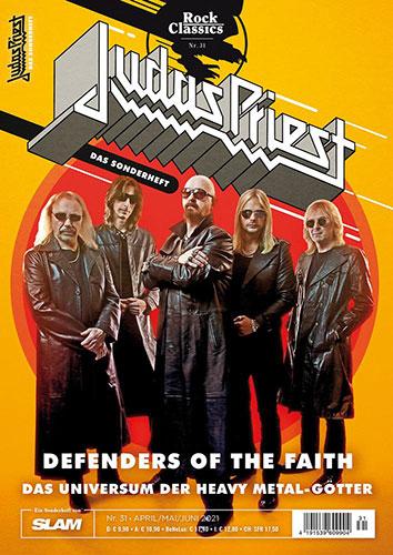 """""""Judas Priest - Das Sonderheft"""" (Rock Classics #31)"""