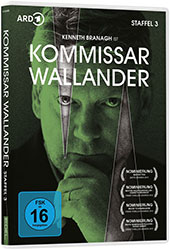 """Kommissar Wallander"" Staffel 3 (© Edel Motion)"