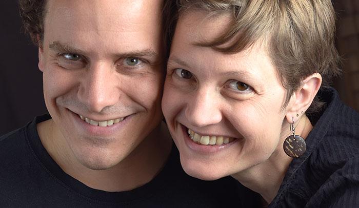 Boris und Inga Lau (© Lauschelieder)