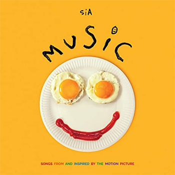"Sia ""Music - Songs from and inspired by the Motion Picture"""