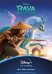 """""""Raya und der letzte Drache"""" (© Disney)"""