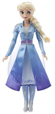 Singende Elsa-Puppe (© Disney)