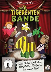 """""""Die Tigerenten Bande"""" Sammelbox (© MFA+ FilmDistribution)"""