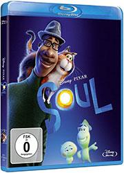 """""""Soul"""" Blu-ray (© Disney•Pixar 2021)"""