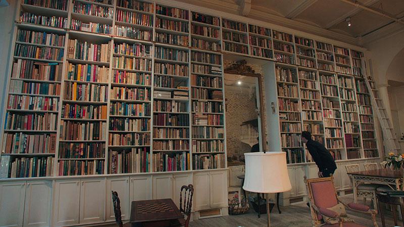 """The Booksellers - Aus Liebe zum Buch"" Szenenbild (© mindjazz pictures)"