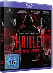 """Thriller - Blutbad an der Compton High"" (© Busch Media Group)"