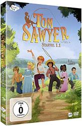 """Tom Sawyer"" Staffel 1.1 DVD (© justbridge entertainment GmbH)"
