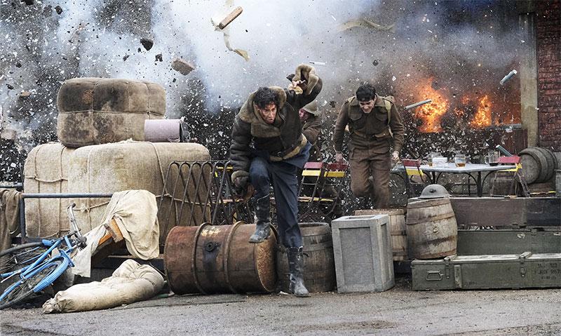 """World on Fire"" Szenenbild (© Pandastorm Pictures)"