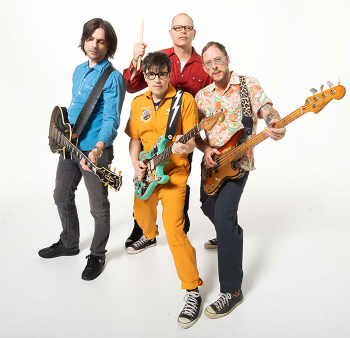 Weezer (© Sean Murphy)