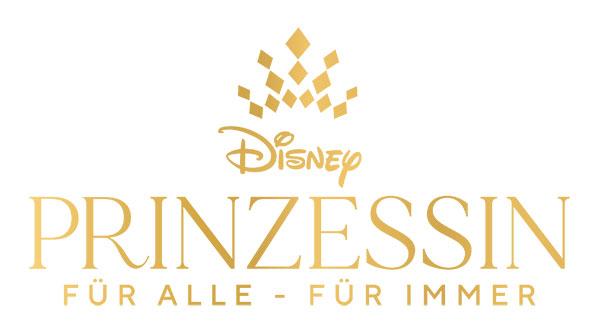 """""""Disney Prinzessin: Für alle – Für immer"""" Logo (© 2021 Disney)"""