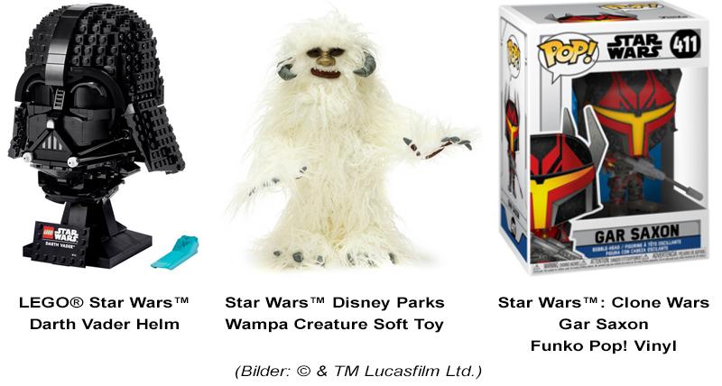 Star Wars Day Beispielartikel