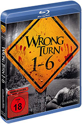 """Wrong Turn 1-6"" (© Constantin Film)"