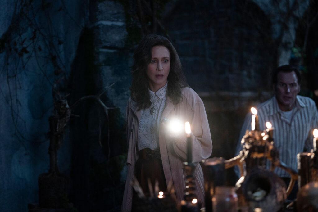 """Conjuring 3: Im Bann des Teufels"" Szenenbild (© 2021 Warner Bros. Entertainment Inc. All Rights Reserved.)"