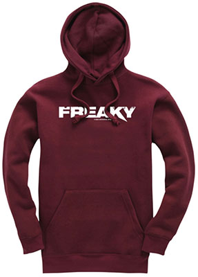 """""""Freaky"""" Hoodie"""