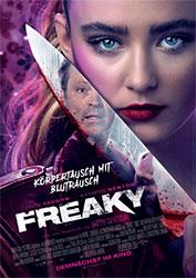 """Freaky"" Filmplakat (© 2020 Universal Studios)"