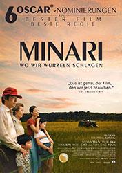 """""""Minari - Wo wir Wurzeln schlagen"""" Filmplakat (© 2021 PROKINO Filmverleih GmbH)"""