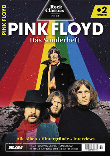 """Pink Floyd- Das Sonderheft"" (Rock Classics #32)"