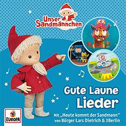 """""""Unser Sandmännchen – Gute Laune Lieder"""" (© EUROPA)"""