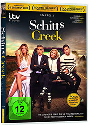 """Schitt's Creek"" Staffel 2 (© Edel Motion)"