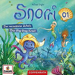 """""""Snorri – Der versunkene Schatz / Das Sing-Sang-Kraut"""" (© EUROPA)"""