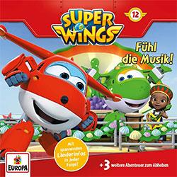 """""""Super Wings – Fühl die Musik!"""" (© EUROPA)"""