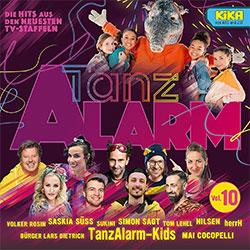 """""""KiKa TanzAlarm Vol. 10"""""""