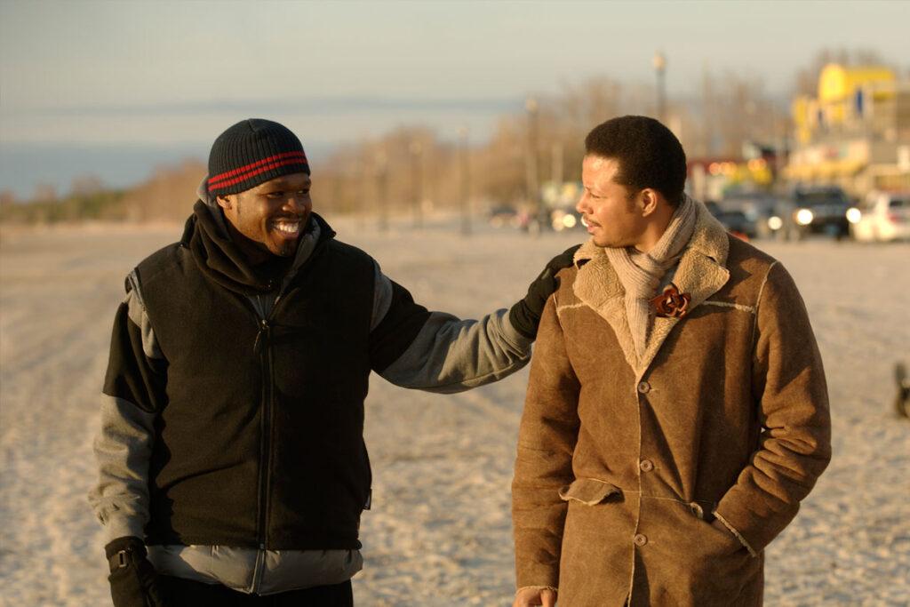 """""""Get Rich Or Die Tryin'"""" Szenenbild (© 2005, 2021 Paramount Pictures. Alle Rechte vorbehalten.)"""