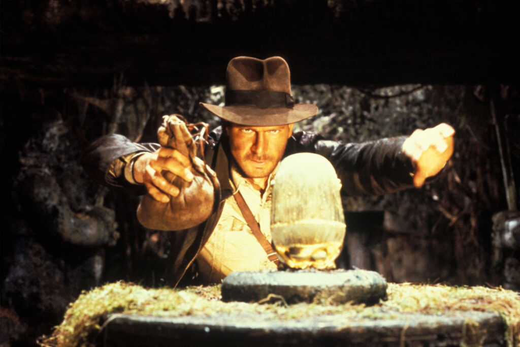 """""""Indiana Jones 4-Movie Collection"""" Szenenbild (© 2021 Lucasfilm Ltd. All Rights Reserved. Used Under Authorization)"""