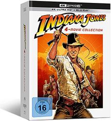 """Indiana Jones 4-Movie Collection"" (© 2021 Paramount Pictures. Alle Rechte vorbehalten.)"