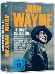"""""""John Wayne - 13-Movie Collection"""" (© 2021 Paramount Pictures. Alle Rechte vorbehalten.)"""