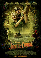 """""""Jungle Cruise"""" Filmplakat (© Disney. All Rights Reserved.)"""