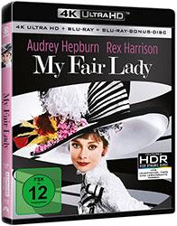 """""""My Fair Lady"""" 4K UHD (© Paramount Pictures. Alle Rechte vorbehalten.)"""