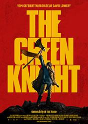 """The Green Knight"" Filmplakat (© Telepool/A24)"
